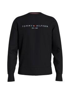 Tommy Hilfiger - Tommy Logo -collegepaita - BDS BLACK | Stockmann
