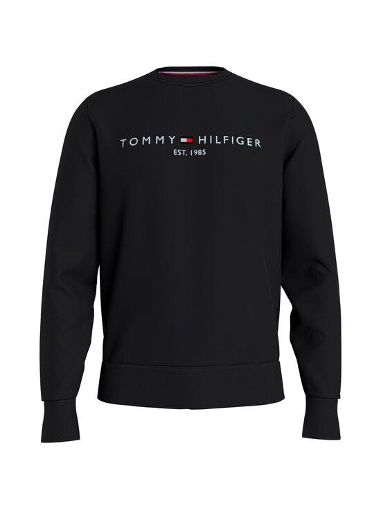 Tommy Hilfiger - Tommy Logo -collegepaita - BDS BLACK   Stockmann - photo 1