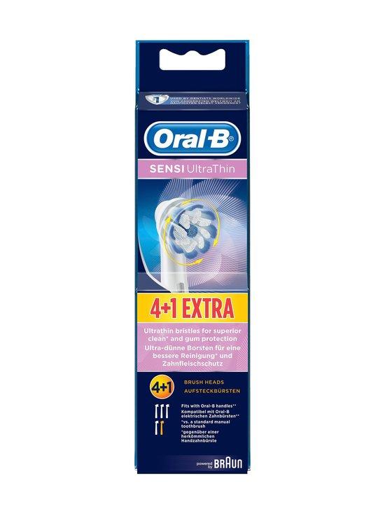 Oral-B - Sensi UltraThin -harjaspää 4+1 kpl - WHITE | Stockmann - photo 1