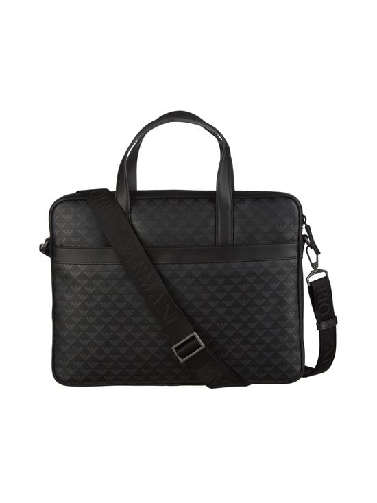 Emporio Armani - Nahkalaukku - BLACK 84284 | Stockmann - photo 1