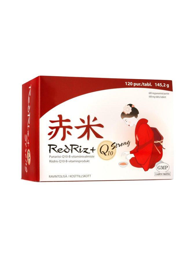 RedRiz + Q10 Strong 120 tabl.
