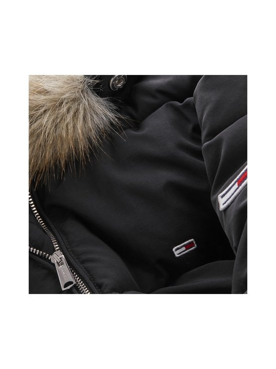 Tommy Jeans - Tjw Modern Puffa Coat -takki - BDS BLACK | Stockmann - photo 3
