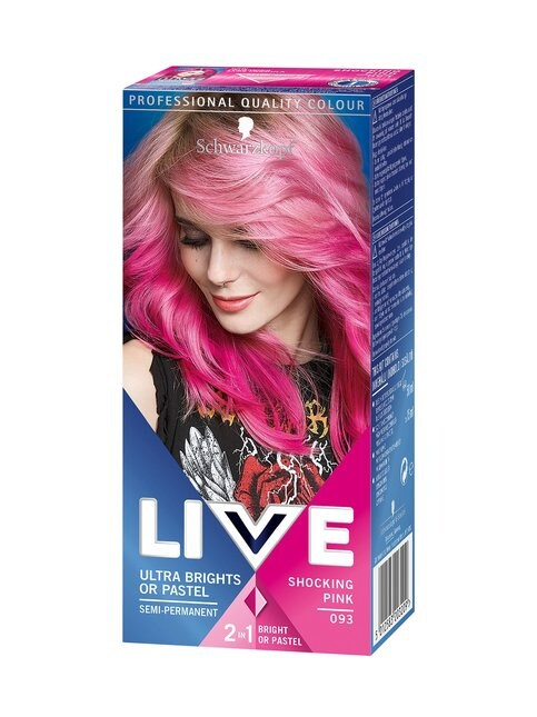 Live Color XXL Ultra Brights -hiusväri