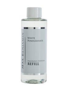 Max Benjamin - White Pomegranate -huonetuoksun täyttöpullo 300 ml - WHITE | Stockmann