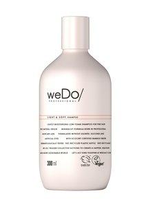 Wedo - Light & Soft -shampoo 300 ml | Stockmann