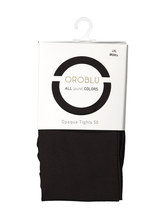 Oroblu - All Colors 50 den -sukkahousut - BROWN 4 | Stockmann - photo 1