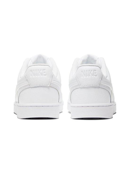 Nike - Court Vision Low -tennarit - WHITE/WHITE-WHITE | Stockmann - photo 4