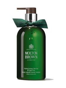 Molton Brown - Fabled Juniper Berries & Lapp Pine Fine Liquid Hand Wash -nestesaippua 300 ml - null | Stockmann
