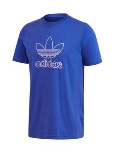 adidas Originals - Trefoil Tee -paita - TEAM ROYAL BLUE | Stockmann