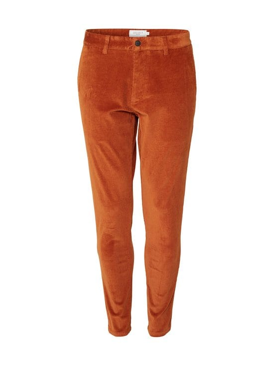 Les Deux - Como Corduroy Pants -vakosamettihousut - 805805-RUSTY BROWN | Stockmann - photo 1