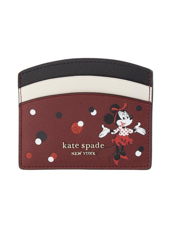 kate spade new york - Disney x kate spade new york Minnie Mouse Cardholder -korttikotelo - RED MULTI | Stockmann - photo 1