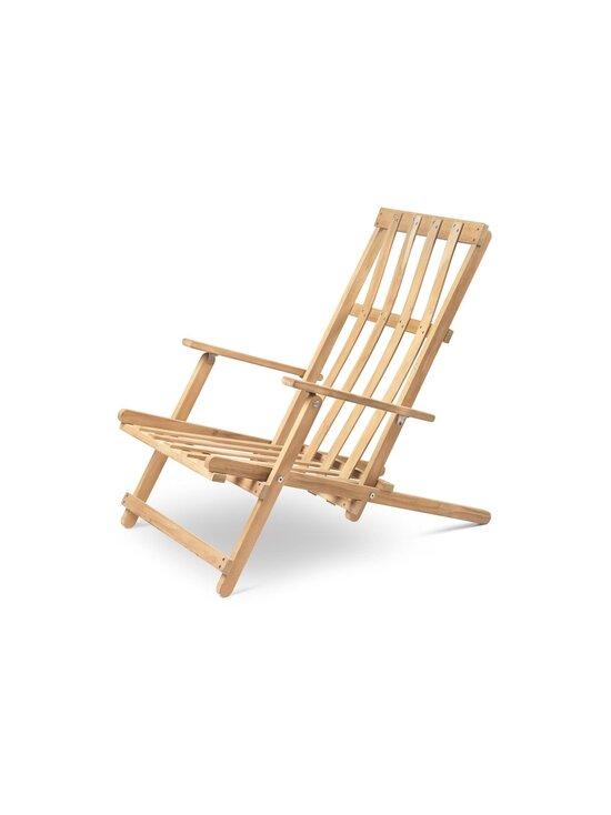 Carl Hansen&Son - Deck Chair –lepotuoli - 090/105 TEAK   Stockmann - photo 4