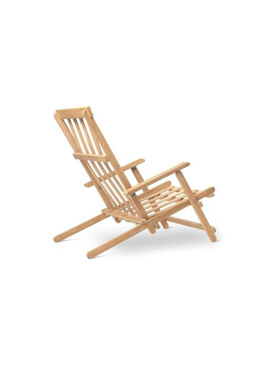 Carl Hansen&Son - Deck Chair –lepotuoli - 090/105 TEAK   Stockmann - photo 5