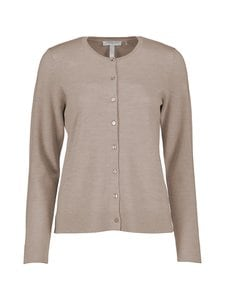 ESSENTIALS by Stockmann - Amelia-merinoneuletakki - TAUPE MEL VP205431 | Stockmann