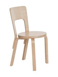 Artek - 66-tuoli, koottava - KOIVU | Stockmann