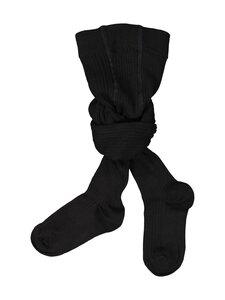 KAIKO - Rib Tights -sukkahousut - BLACK | Stockmann