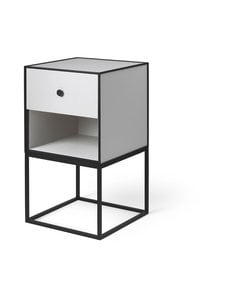 By Lassen - Frame Sideboard 35 -sivupöytä - LIGHT GREY | Stockmann