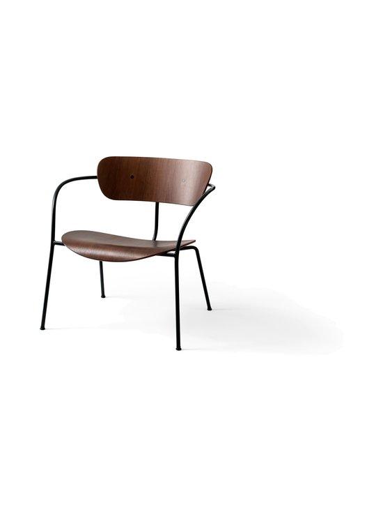&tradition - Pavilion Lounge AV5 -tuoli - WALNUT | Stockmann - photo 1
