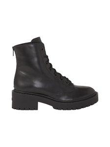 Kenzo - Pike Boot -nahkanilkkurit - 99 BLACK | Stockmann