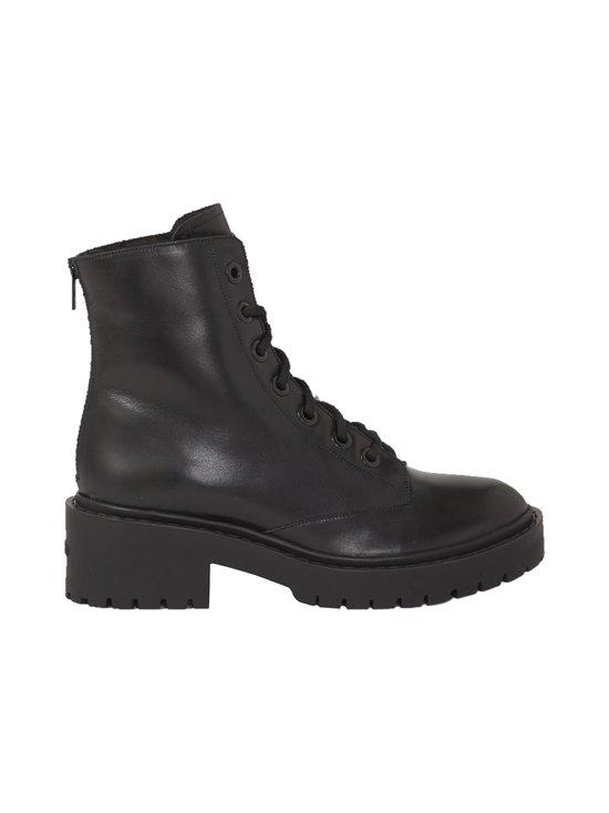 Kenzo - Pike Boot -nahkanilkkurit - 99 BLACK | Stockmann - photo 1