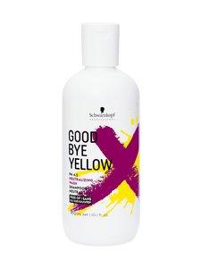 Schwarzkopf Professional - Goodbye Yellow Neutralizing Wash Shampoo 300 ml | Stockmann
