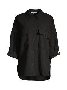 cut & pret - JOANN boxy overshirt -paita - BLACK | Stockmann