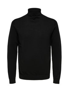 Selected - SlhBerg-pooloneule - BLACK | Stockmann