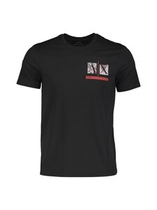 ARMANI EXCHANGE - T-paita - 1200 BLACK | Stockmann