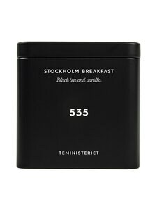 Teministeriet - 535 Stockholm Breakfast -irtotee 100 g - BLACK | Stockmann