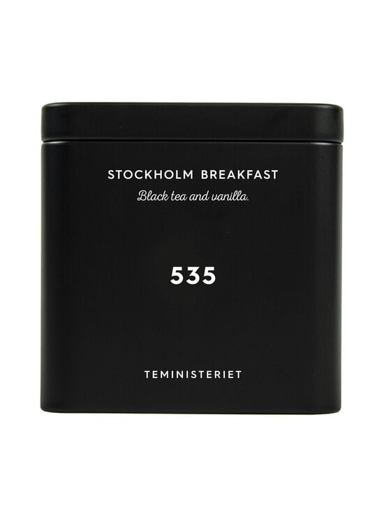 Teministeriet - 535 Stockholm Breakfast -irtotee 100 g - BLACK   Stockmann - photo 1