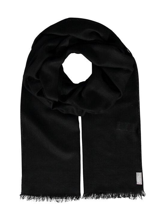 Fraas - Kashmirhuivi - 990 BLACK | Stockmann - photo 1