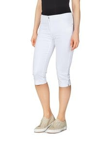 Gerry Weber Edition - Best4Me Capri -housut - WHITE | Stockmann