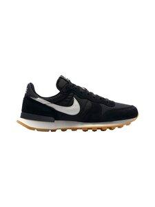 Nike - W Internationalist -sneakerit - 021 BLACK/SUMMIT WHITE-ANTHRACITE-SAIL | Stockmann