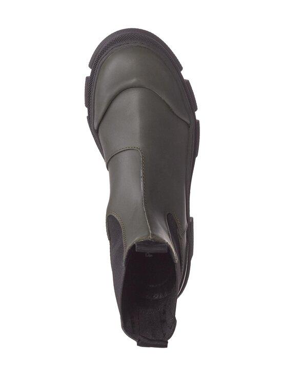 PAVEMENT - Wave Rubber Chelsea Boot -kumisaappaat - 120 GREEN | Stockmann - photo 2