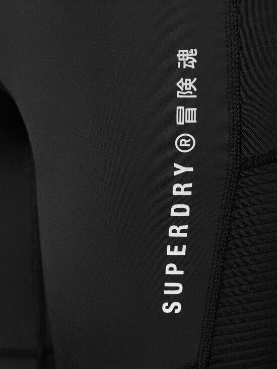 Superdry Sport - Training 7/8 Leggings -treenitrikoot - 02A BLACK | Stockmann - photo 4