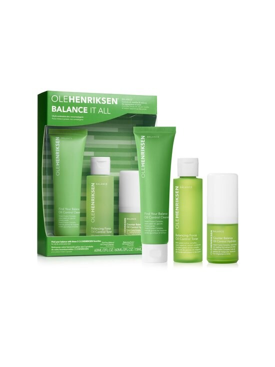 Ole Henriksen - Balance it all Starter Kit -ihonhoitopakkaus 100 ml - NOCOL | Stockmann - photo 1
