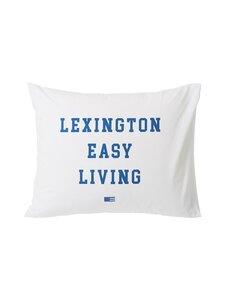 Lexington - tyynyliina - WHITE/BLUE | Stockmann