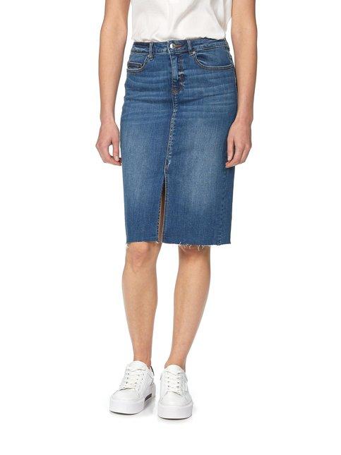 VmJasmin Mr Slim Pencil Skirt -farkkuhame