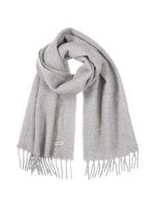 Balmuir - Freya-villasekoitehuivi - 120 LIGHT GREY MELANGE | Stockmann