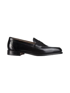 Loake - Imperial-nahkaloaferit - B BLACK POLISHED LEATHER | Stockmann