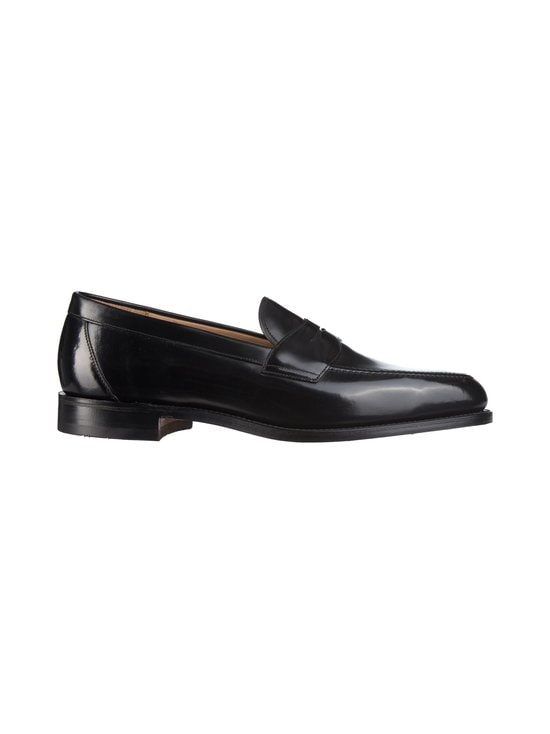 Loake - Imperial-nahkaloaferit - B BLACK POLISHED LEATHER | Stockmann - photo 1