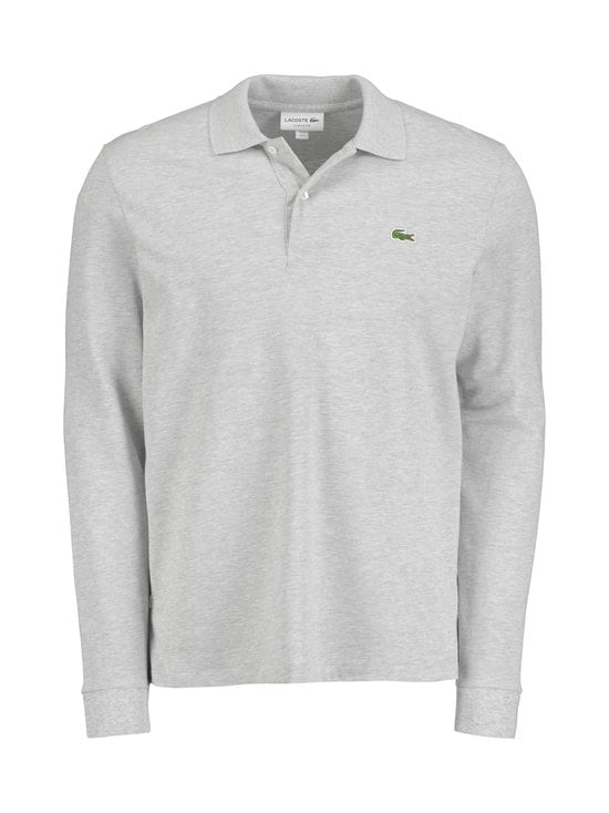 Lacoste - Classic fit -pikeepaita - SILVER CHINE | Stockmann - photo 1