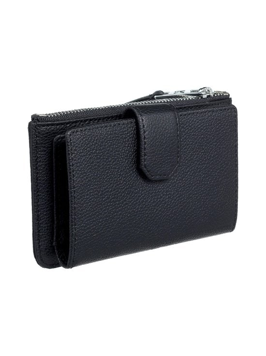 Karl Lagerfeld - Rue St Guillaume Zip Card Hold -korttikotelo - 999 BLACK | Stockmann - photo 3
