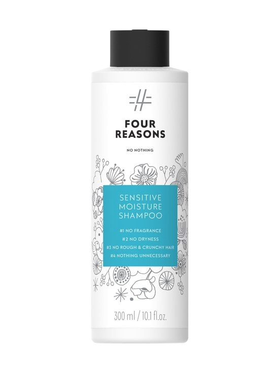 Four Reasons - No Nothing Sensitive Moisture Shampoo 300 ml - NOCOL | Stockmann - photo 1