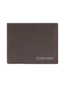 Calvin Klein Bags & Accessories - Nahkalompakko - BAR DARK BROWN | Stockmann