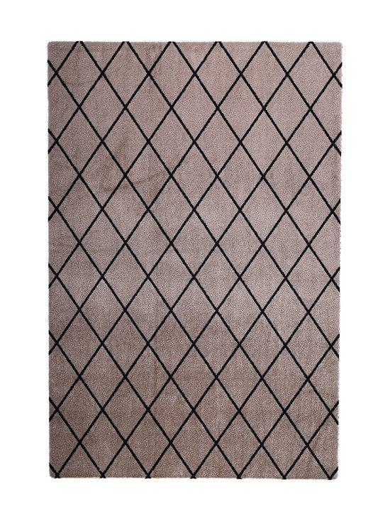 VM-Carpet - Salmiakki-matto 200 x 300 cm - BEIGE/MUSTA | Stockmann - photo 1