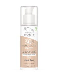 Alga Maris - Tinted Face Sunscreen Ivory SPF30 -sävyttävä aurinkovoide kasvoille 50 ml | Stockmann