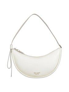 kate spade new york - Smile Small Shoulder Bag -nahkalaukku - 108U PARCHMENT | Stockmann