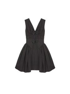 Self-Portrait - Bow Detail Mini Dress -mekko - BLACK   Stockmann