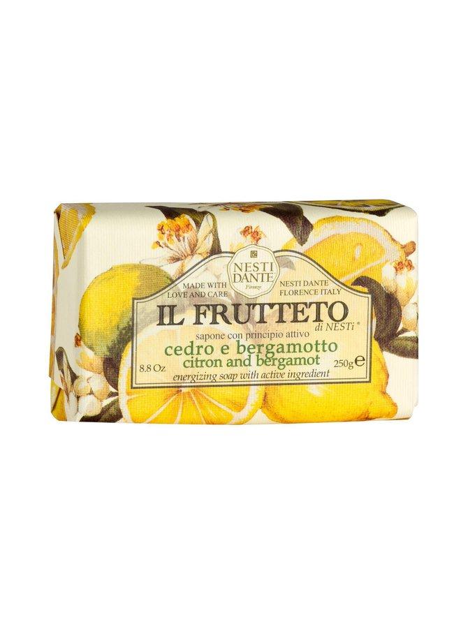 Citron And Bergamont -palasaippua 250 g